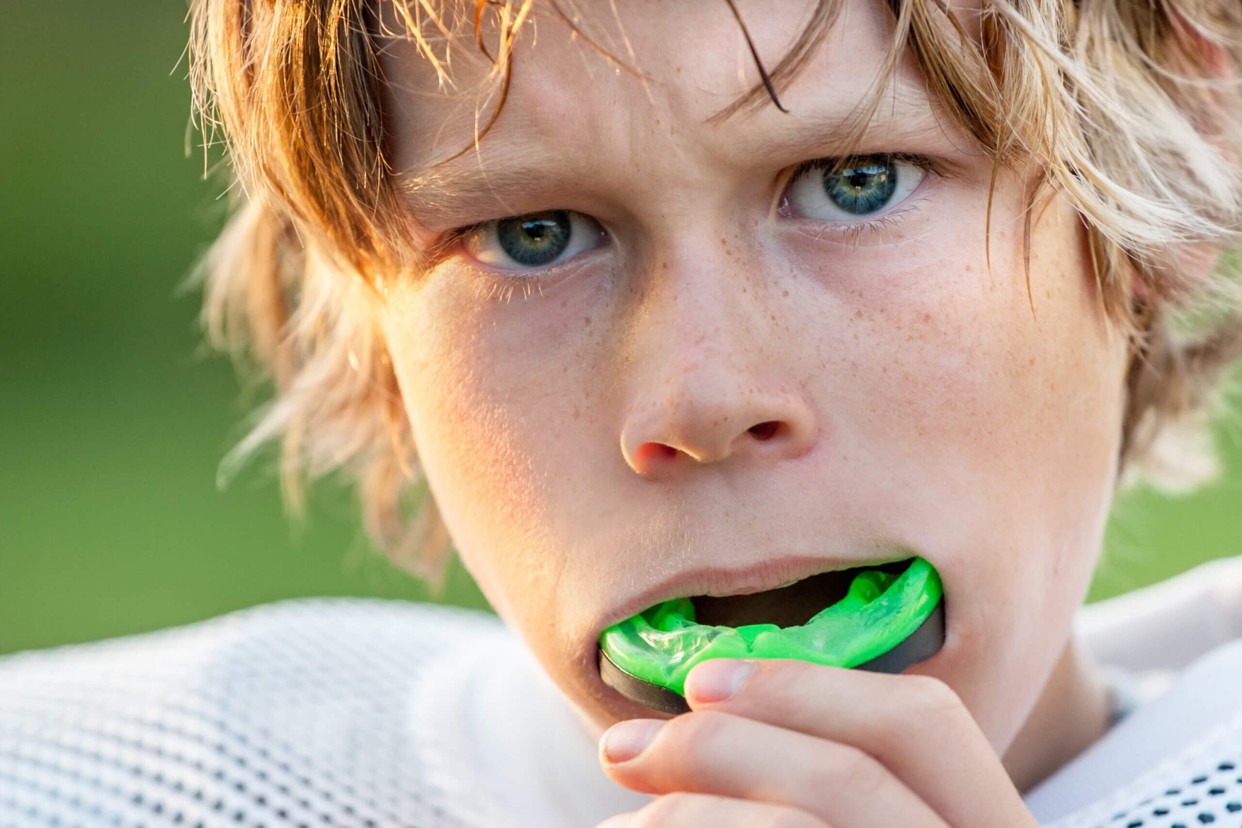 Mouthguards and sports